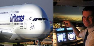 Германия:Невероятната история на българина, който пилотира най-големия пътнически самолет в света