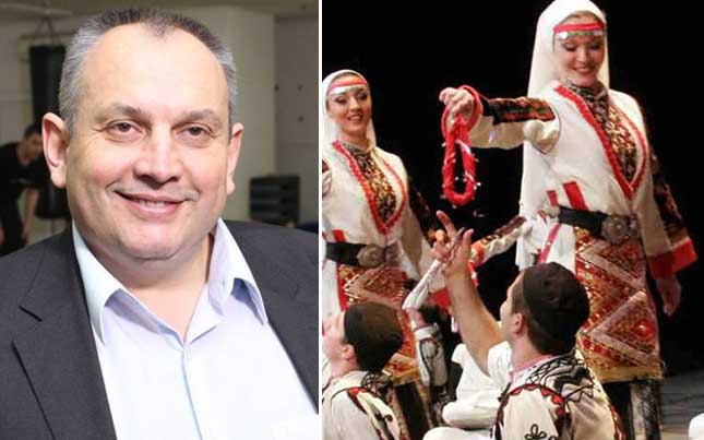 Искаме да запалим целия свят с български фолклор