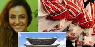 Русенка представи българско хоро в Корейския парламент