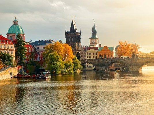 Петър в Прага: Тук е невероятно красиво, но родният град винаги ще ми липсва