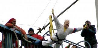 80-годишна българка полетя от Европейския мост в Австрия