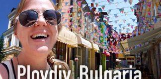 Популярна английска влогърка се влюби в Пловдив (Видео)
