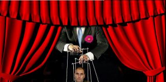 Куклен театър и само кукли на конци!