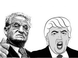 Тръмп и врагът му Сорос разглеждат ЕС като СССР в терминален стадий