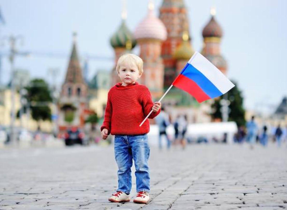 ЗА ПРИМЕР! Ето как Русия се грижи за децата си!!!