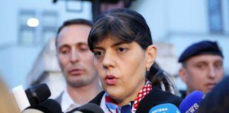 Терор и цензура в Румъния! Забраниха на смелата прокурорка Лаура Кьовеши да напуска страната и да говори пред медиите