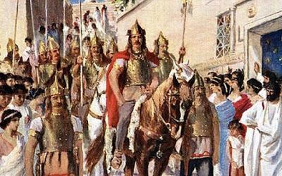 ЗАБРАНЕНАТА ИСТОРИЯ: Всеки трябва да знае за деня, в който българите превземат Рим – сърцето на могъщата империя! Снимки!