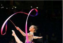 Тасева с пълен комплект медали в Киев