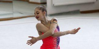 Прекрасната Боряна Калейн спечели сребро при многобоя в Ташкент