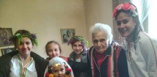 Донка Минчева от Арбанаси направи 101 години