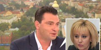 Калоян Паргов: Категорично подкрепям Мая Манолова за кмет на София! Тя се доказа като глас на народа