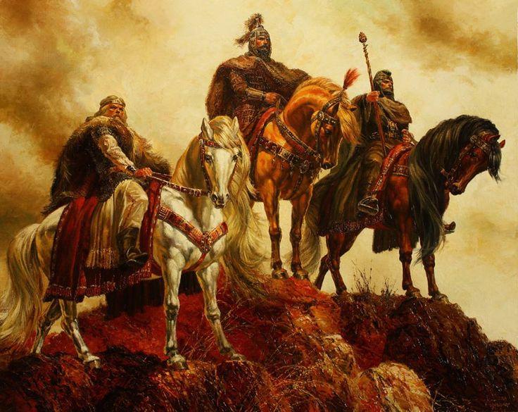 Великата тайна за България е скрита в името на хан Аспарух! Истината е пред очите ни и може да промени историята на света