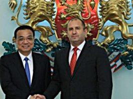 Румен Радев ще се срещне с китайския премиер Ли Къцян