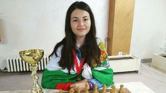Българка стана европейски шампион по шахмат