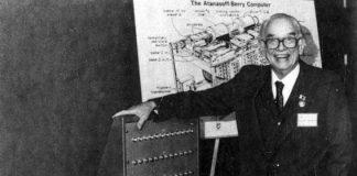 Джон Винсънт Атанасов – създателят на първия компютър