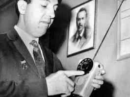 Историята на първия български мобилен телефон, направен през 1965 година