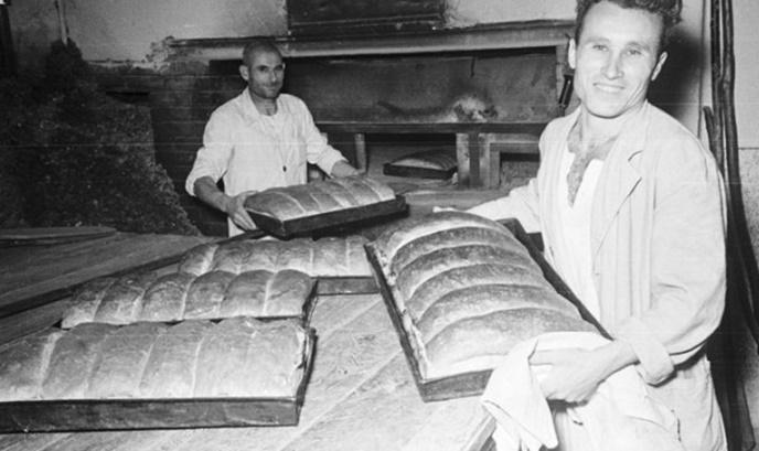 По времето на соца баба вземаше с купони вкусен бял хляб от фурната