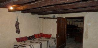 Леглото, на което за последен път е спал Левски в Къкринското ханче в нощта на 26 срещу 27 декември