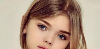 Покъртителната история на най-красивото момиченце, взето от детски дом