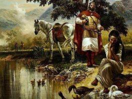 """Легендата за тайната любов на цар Самуил и Биляна и Раждането на песента """"Биляна платно Белеше"""""""