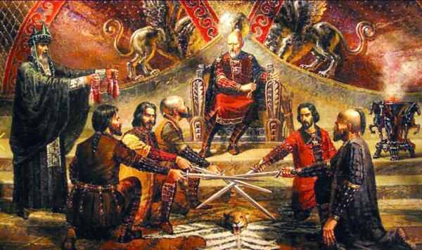 Черти на българите