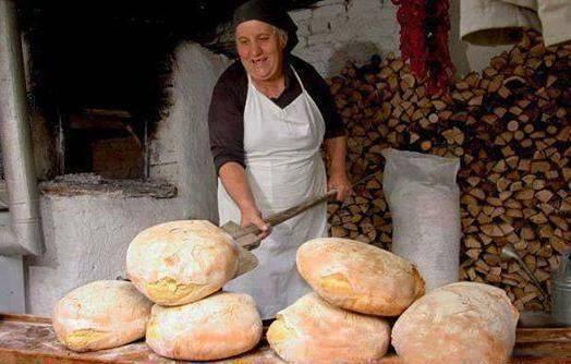 Спомен за хляба от селската фурна