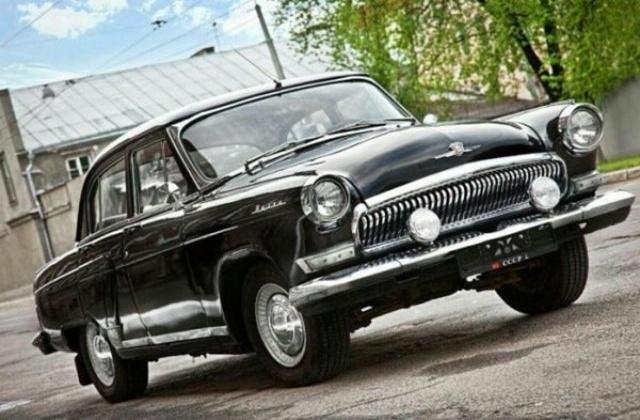 """Ето как изглежда най-секретната Волга на КГБ""""ГАЗ 23Б-V8 200 л.с"""" (ВИДЕО)"""