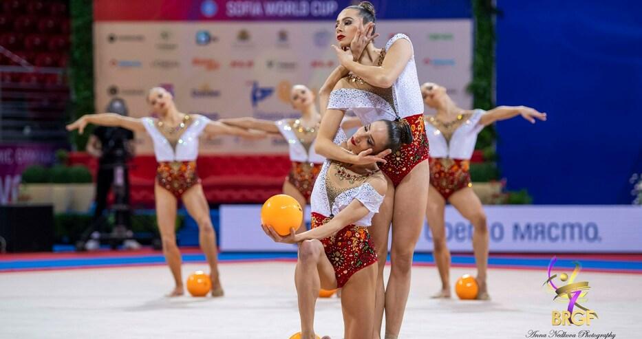 Абсолютен рекорд: Отборът ни по художествена гимнастика днес получи получи най-високата оценка, давана някога